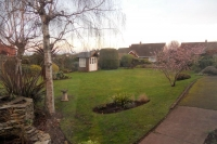 Garden at Westerley, Minehead