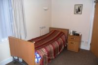 Westerley, Minehead - resident's bedroom