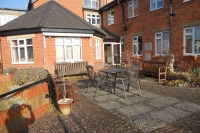 Westerley, Woodhall Spa - garden - patio area