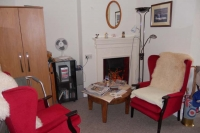 Westerley, Woodhall Spa - resident's room