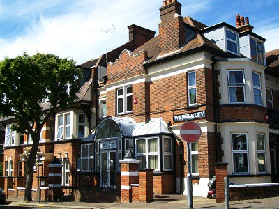 Westcliff-On-Sea care home